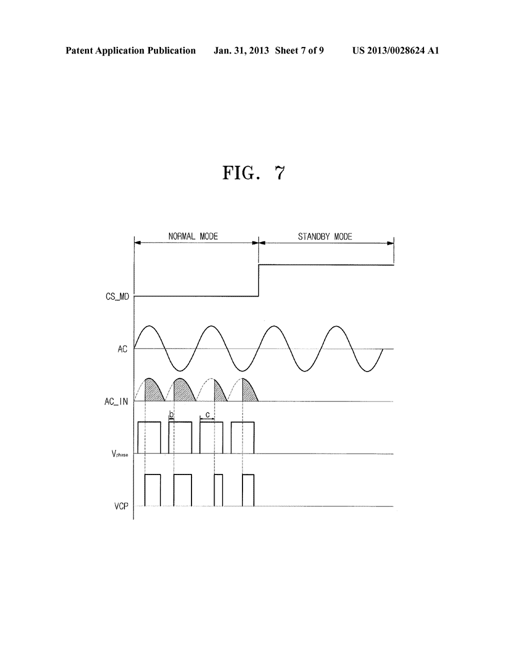 PHASE DETECTING DEVICE, PHASE CONTROL DEVICE INCLUDING THE PHASE DETECTING     DEVICE, AND FUSER CONTROL DEVICE INCLUDING THE PHASE CONTROL DEVICE - diagram, schematic, and image 08