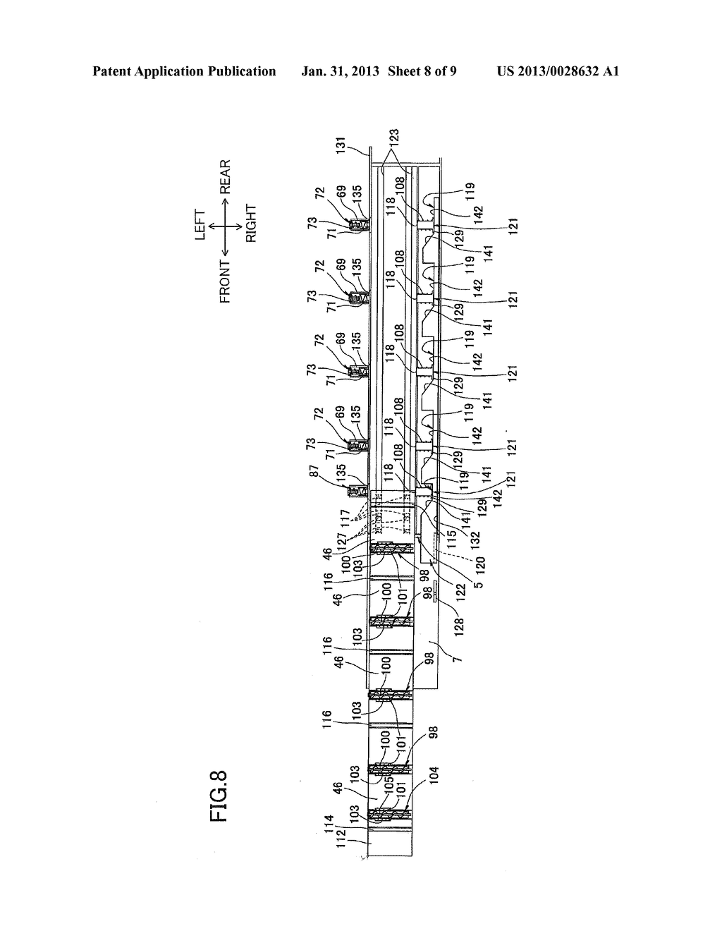 IMAGE FORMING APPARATUS AND DEVELOPER CARTRIDGE - diagram, schematic, and image 09