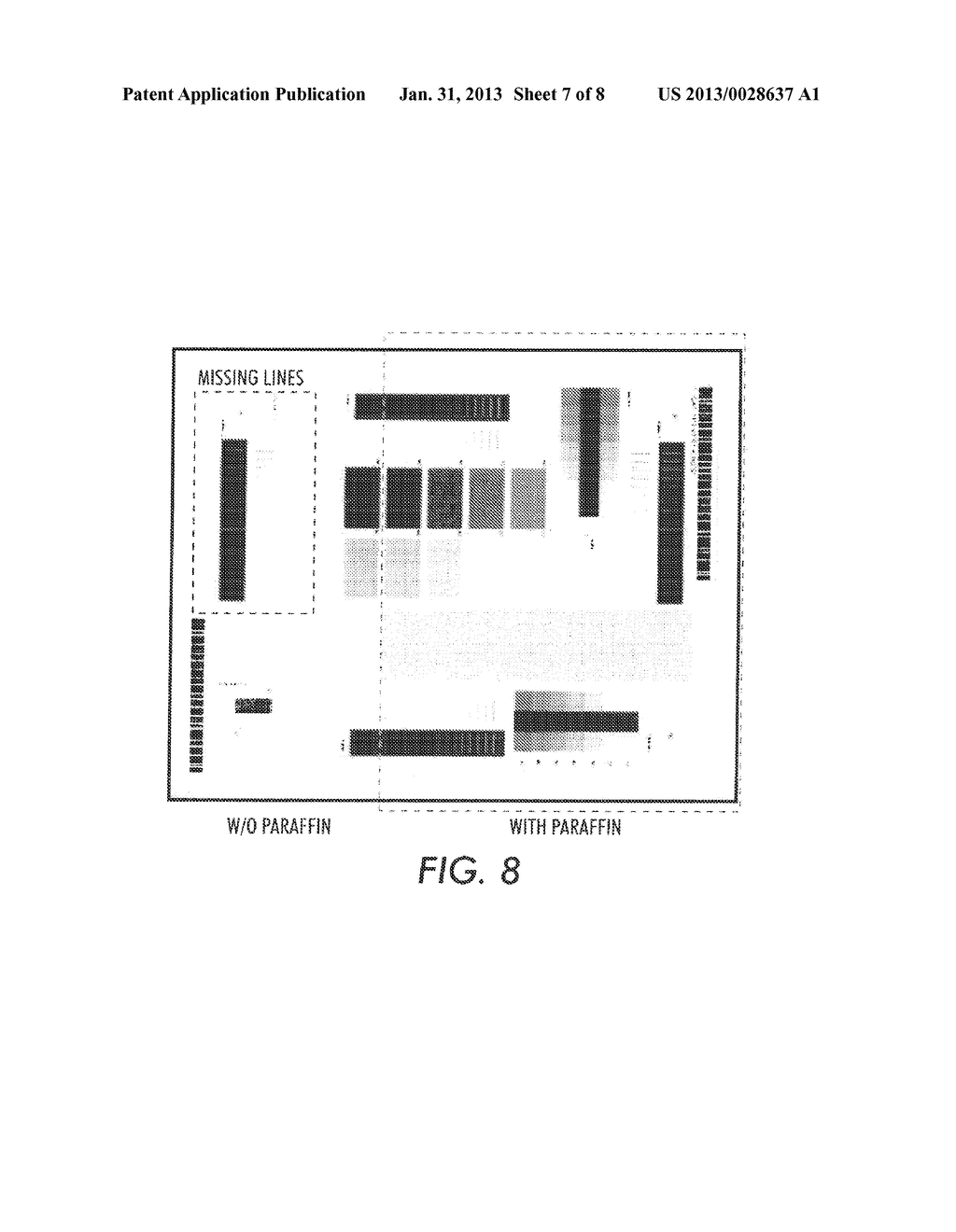 COMPOSITION FOR USE IN AN APPARATUS FOR DELIVERY OF A FUNCTIONAL MATERIAL     TO AN IMAGE FORMING MEMBER - diagram, schematic, and image 08