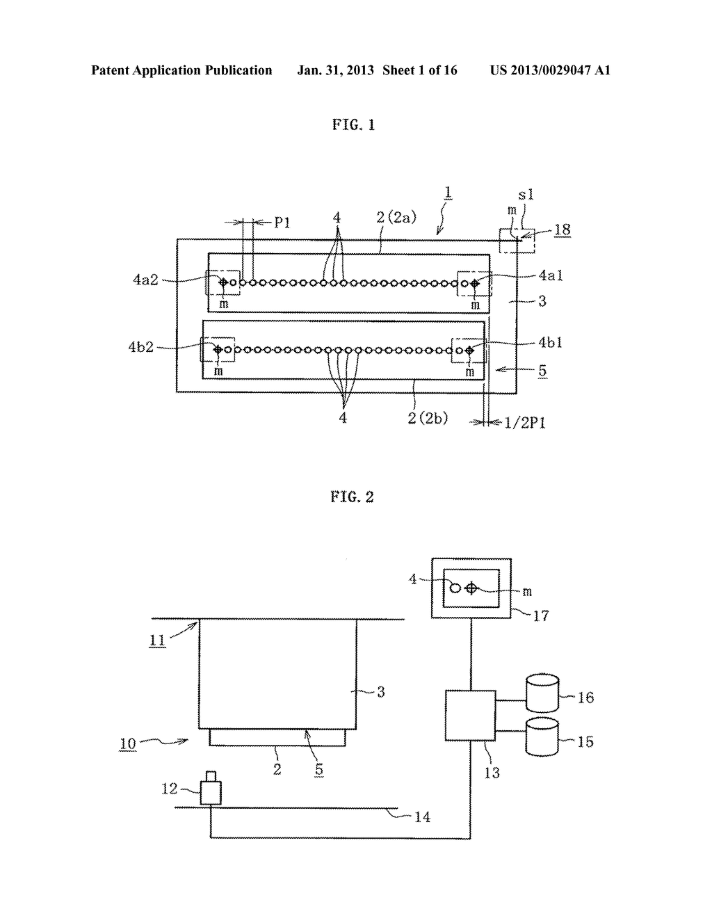 INKJET HEAD, METHOD OF DETECTING EJECTION ABNORMALITY OF THE INKJET HEAD,     AND METHOD OF FORMING FILM - diagram, schematic, and image 02