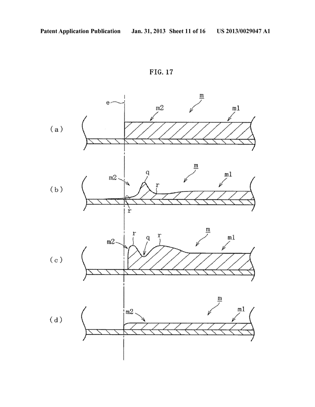 INKJET HEAD, METHOD OF DETECTING EJECTION ABNORMALITY OF THE INKJET HEAD,     AND METHOD OF FORMING FILM - diagram, schematic, and image 12