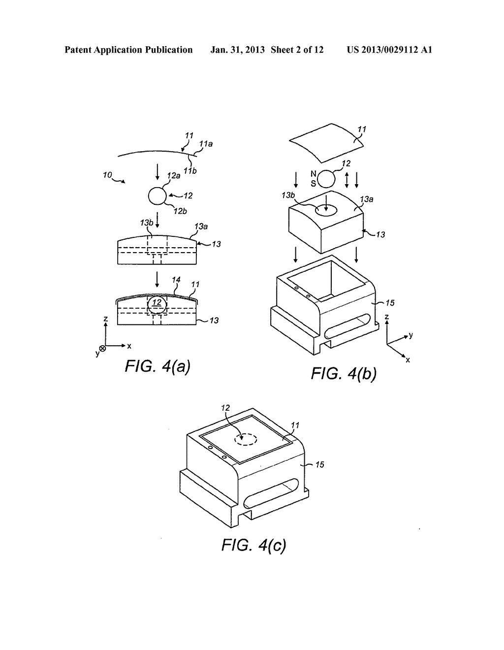 SECURITY ELEMENTS AND METHODS AND APPARATUS FOR THEIR MANUFACTURE - diagram, schematic, and image 03