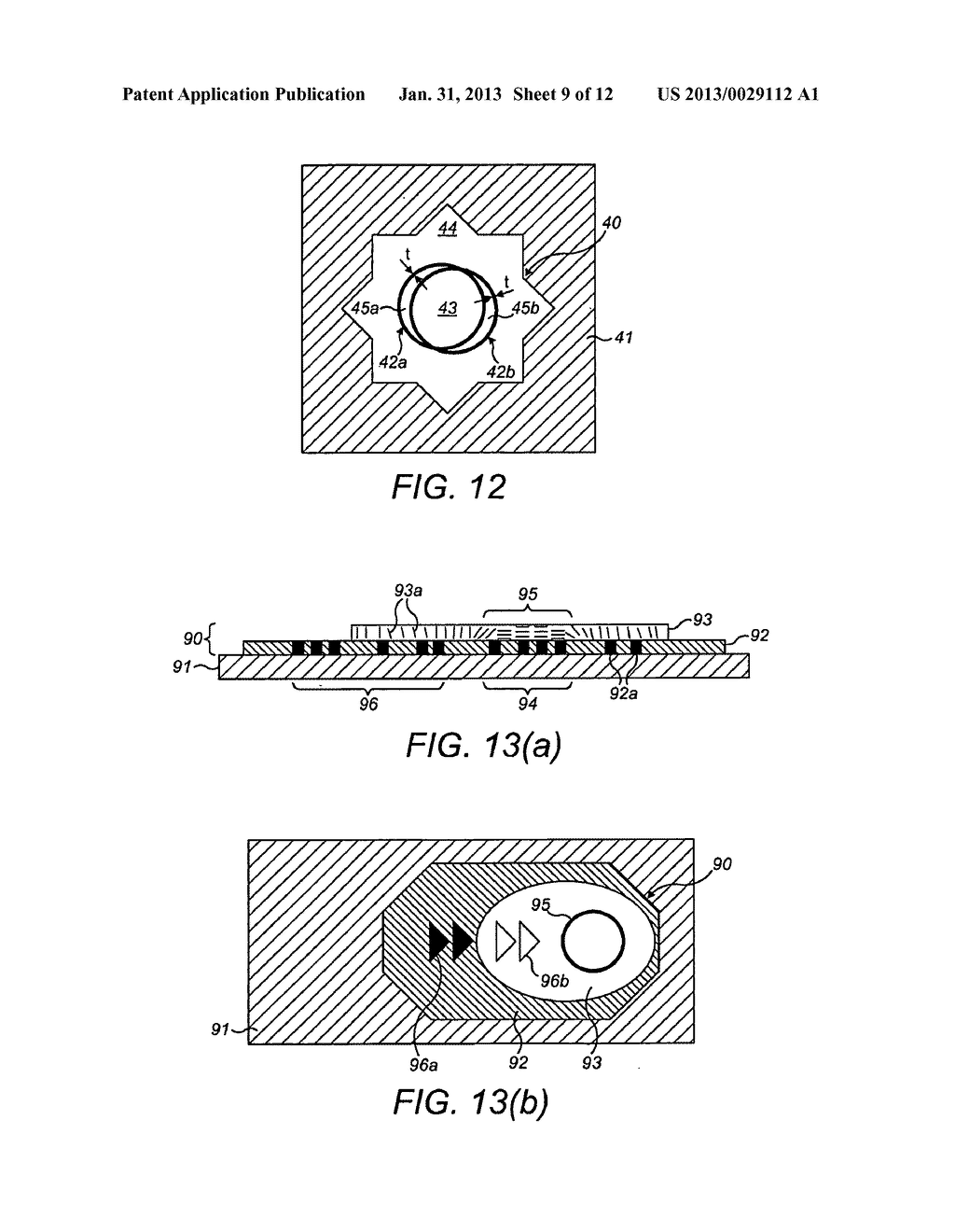 SECURITY ELEMENTS AND METHODS AND APPARATUS FOR THEIR MANUFACTURE - diagram, schematic, and image 10