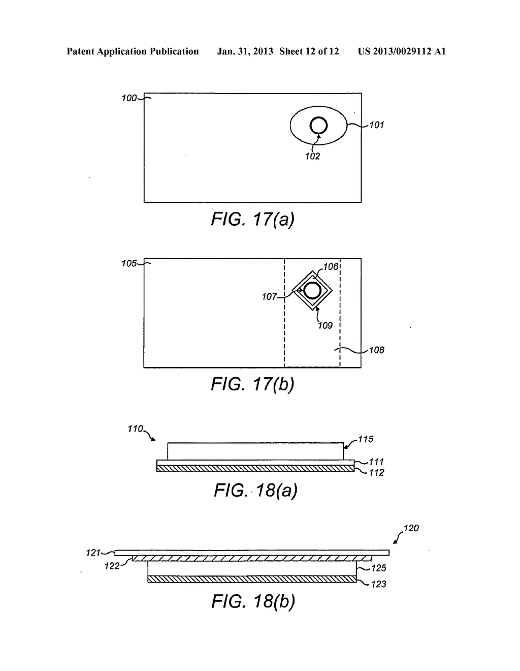 SECURITY ELEMENTS AND METHODS AND APPARATUS FOR THEIR MANUFACTURE - diagram, schematic, and image 13