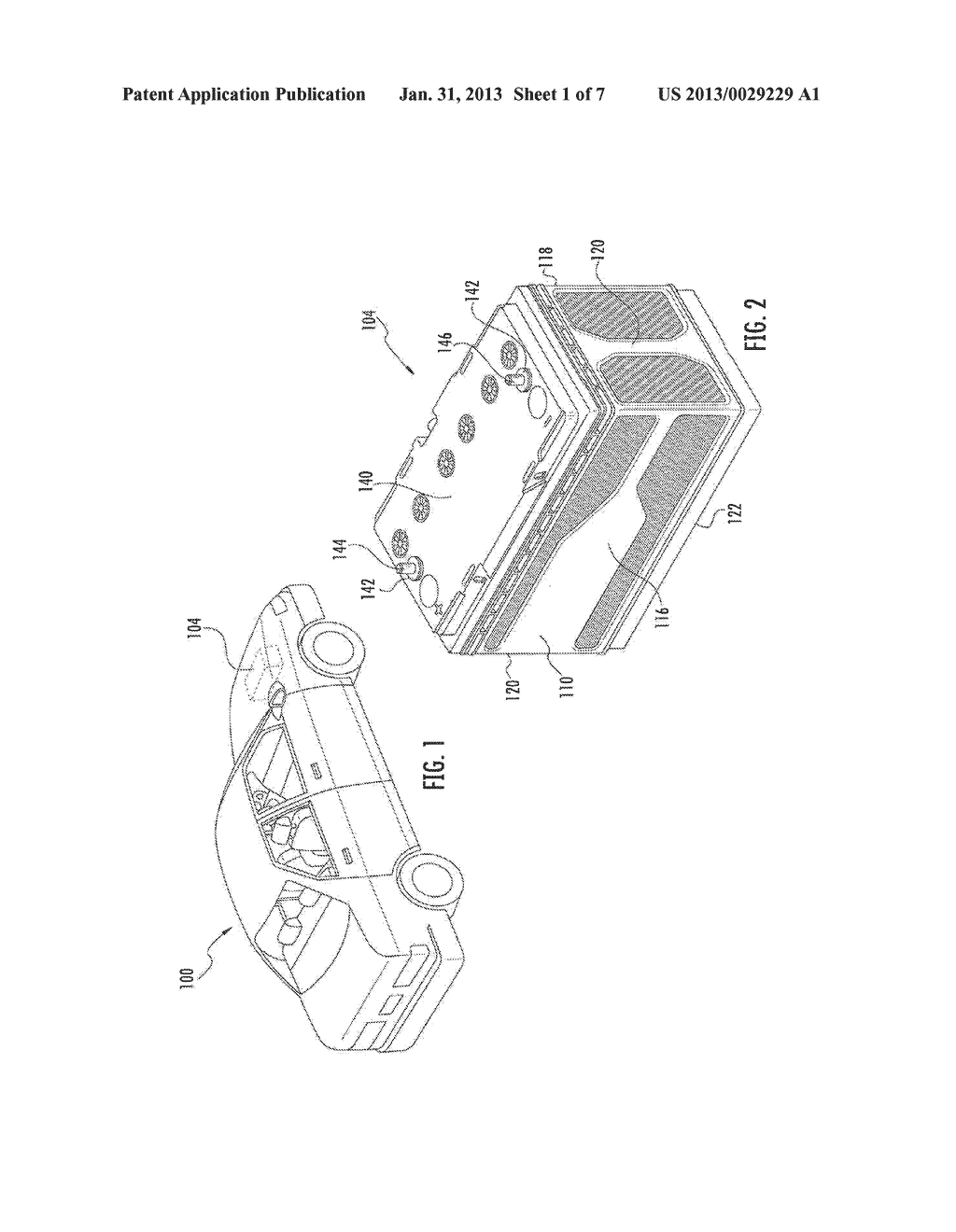 BATTERY, BATTERY PLATE ASSEMBLY, AND METHOD OF ASSEMBLY - diagram, schematic, and image 02