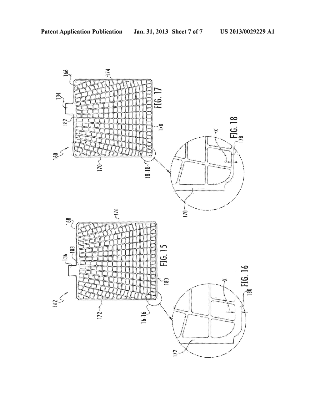 BATTERY, BATTERY PLATE ASSEMBLY, AND METHOD OF ASSEMBLY - diagram, schematic, and image 08