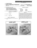 METHOD OF IMPLANTING MESENCHYMAL STEM CELLS FOR NATURAL TOOTH REGENERATION     IN SURGICALLY PREPARED EXTRACTION SOCKET AND COMPOSITIONS THEREOF diagram and image
