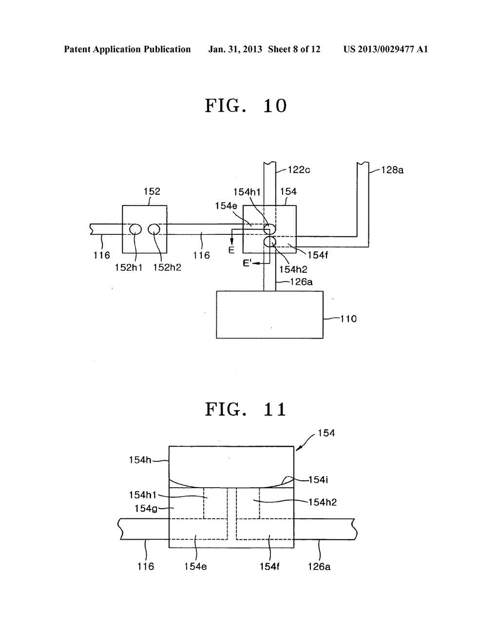 APPARATUS INCLUDING 4-WAY VALVE FOR FABRICATING SEMICONDUCTOR DEVICE,     METHOD OF CONTROLLING VALVE, AND METHOD OF FABRICATING SEMICONDUCTOR     DEVICE USING THE APPARATUS - diagram, schematic, and image 09