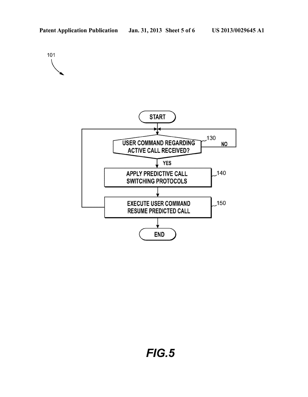 CALL SWITCHING SYSTEM AND METHOD FOR COMMUNICATION DEVICES - diagram, schematic, and image 06