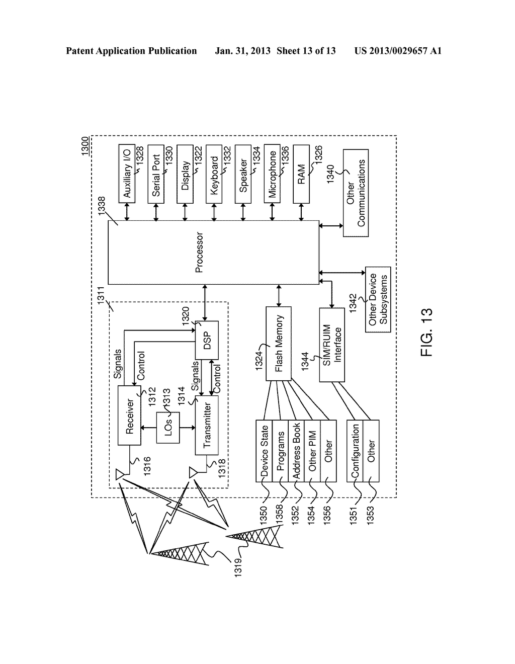 Method and System for Access and Uplink Power Control for a Wireless     System Having Multiple Transmit Points - diagram, schematic, and image 14