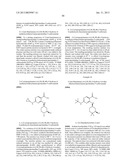 SUBSTITUTED DIAMINOCARBOXAMIDE AND DIAMINOCARBONITRILE PYRIMIDINES,     COMPOSITIONS THEREOF, AND METHODS OF TREATMENT THEREWITH diagram and image