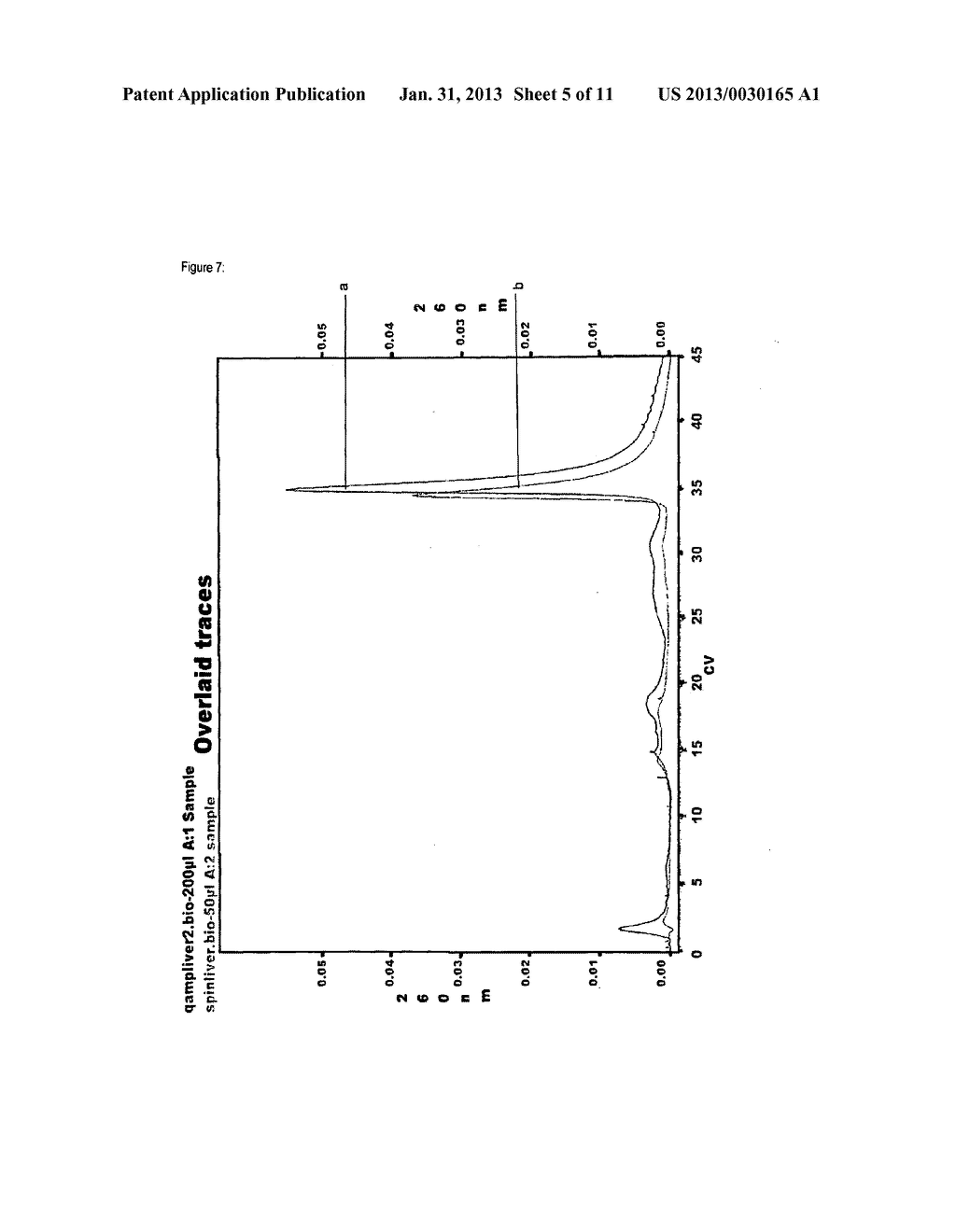 CHROMATOGRAPHIC DEVICE AND METHOD FOR ISOLATING AND PURIFYING NUCLEIC     ACIDS - diagram, schematic, and image 06