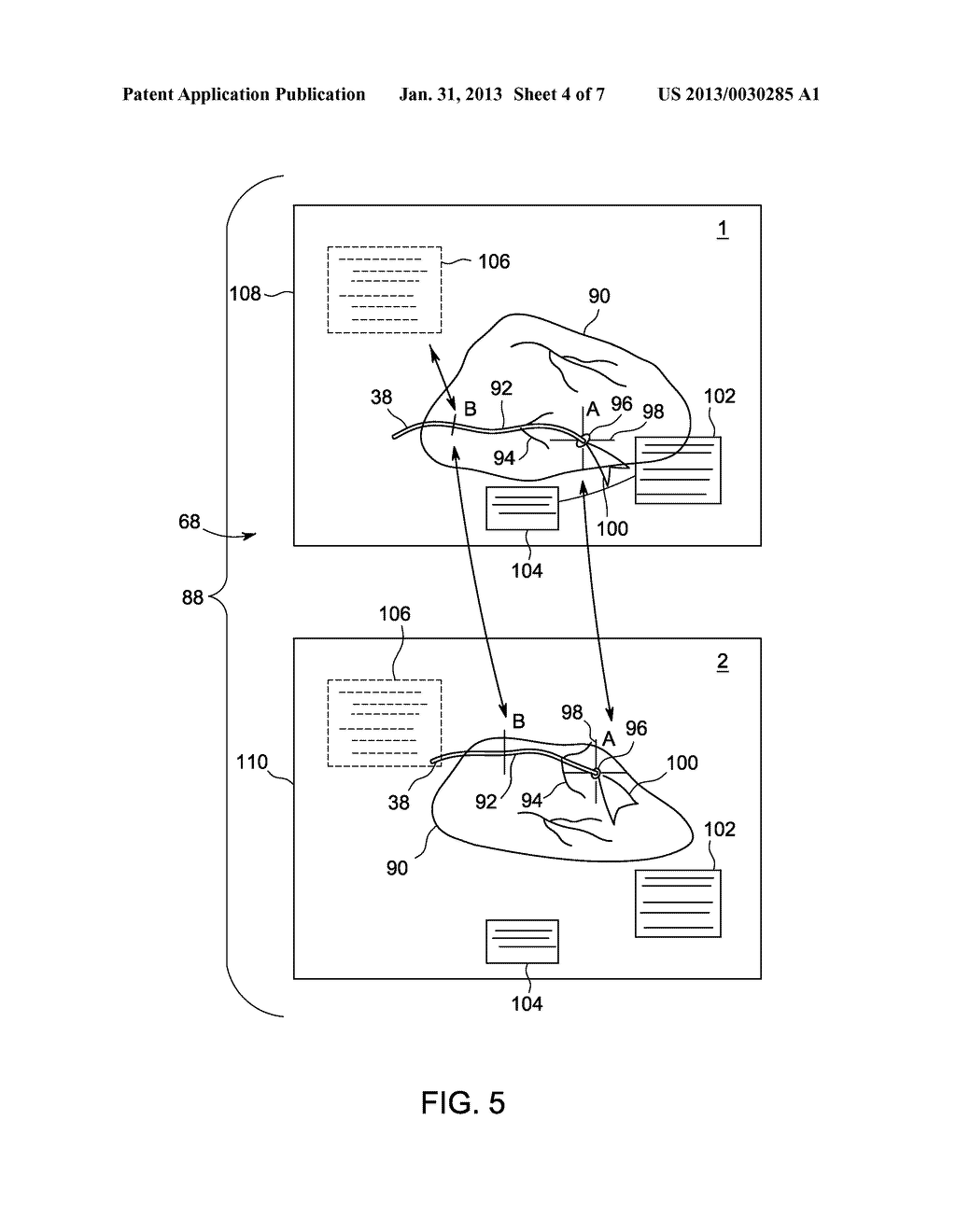 SYSTEM AND METHOD FOR INTEGRATING MULTIPLE DATA SOURCES INTO AN X-RAY     IMAGE REFERENTIAL - diagram, schematic, and image 05