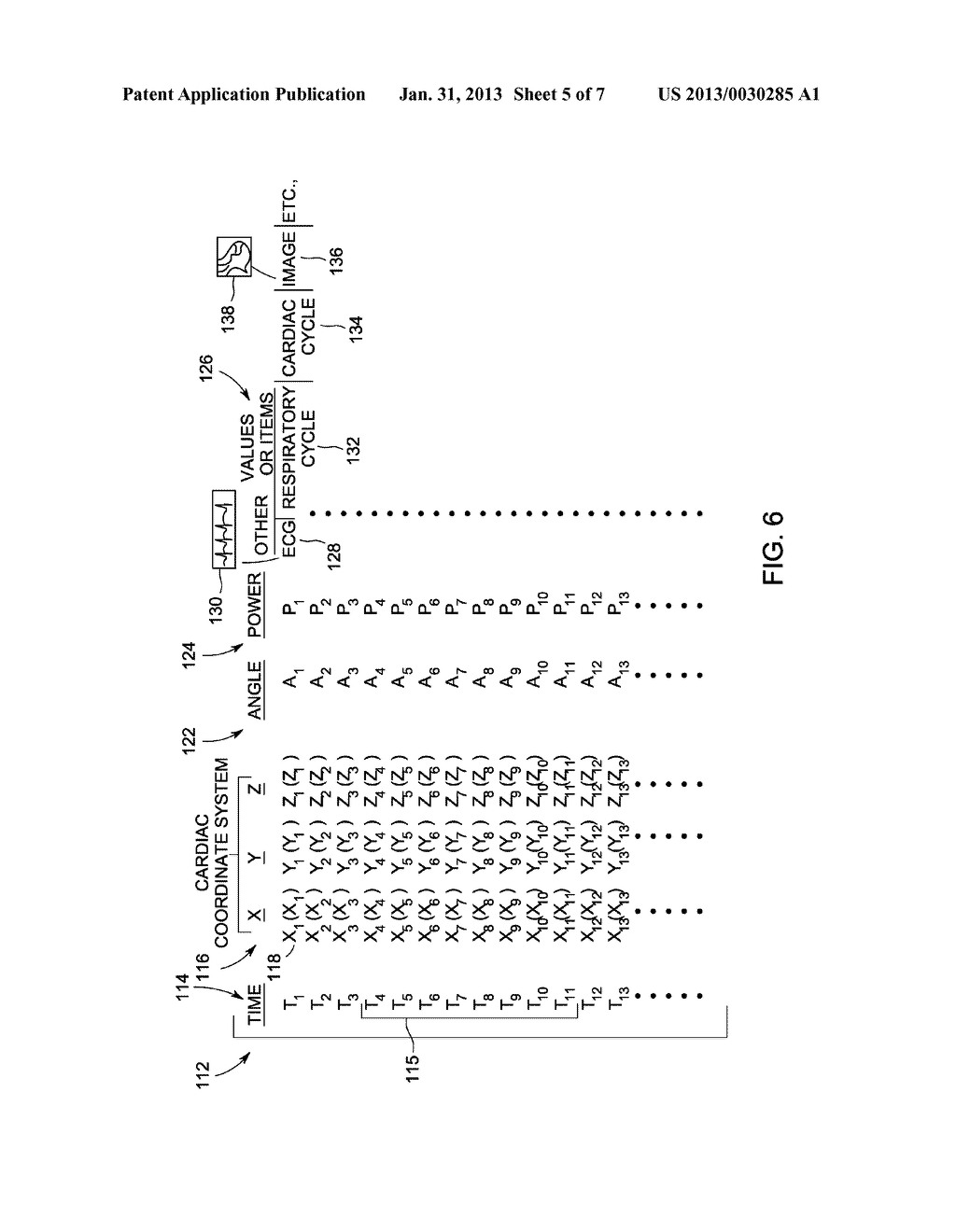 SYSTEM AND METHOD FOR INTEGRATING MULTIPLE DATA SOURCES INTO AN X-RAY     IMAGE REFERENTIAL - diagram, schematic, and image 06