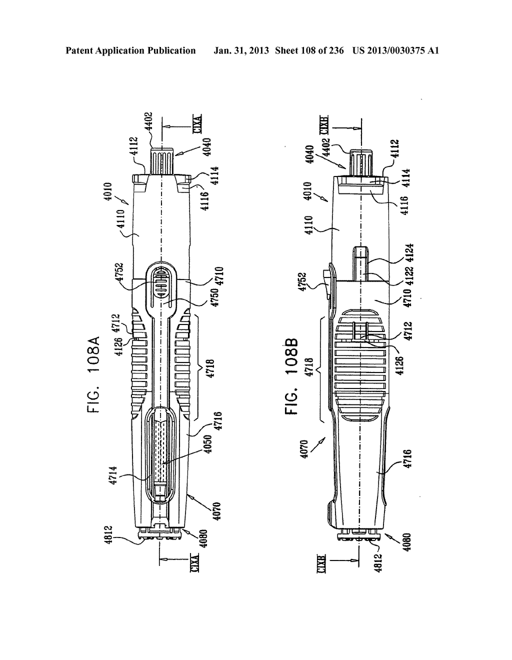 AUTOMATIC INJECTION DEVICE - diagram, schematic, and image 109