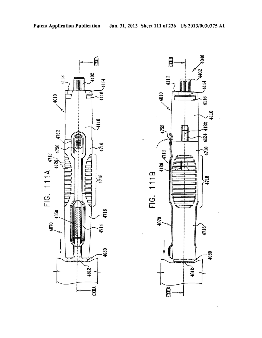 AUTOMATIC INJECTION DEVICE - diagram, schematic, and image 112