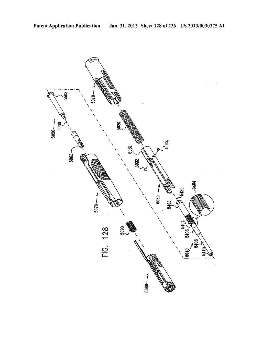 AUTOMATIC INJECTION DEVICE - diagram, schematic, and image 129