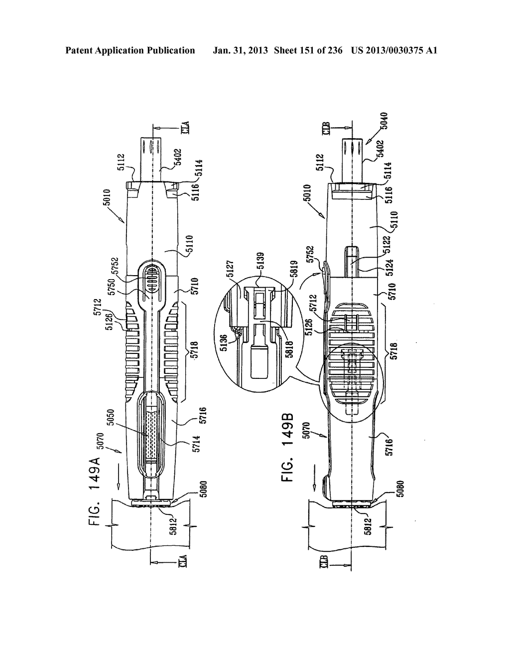 AUTOMATIC INJECTION DEVICE - diagram, schematic, and image 152