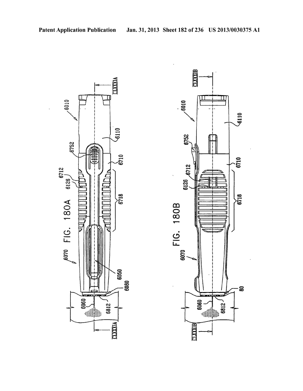 AUTOMATIC INJECTION DEVICE - diagram, schematic, and image 183