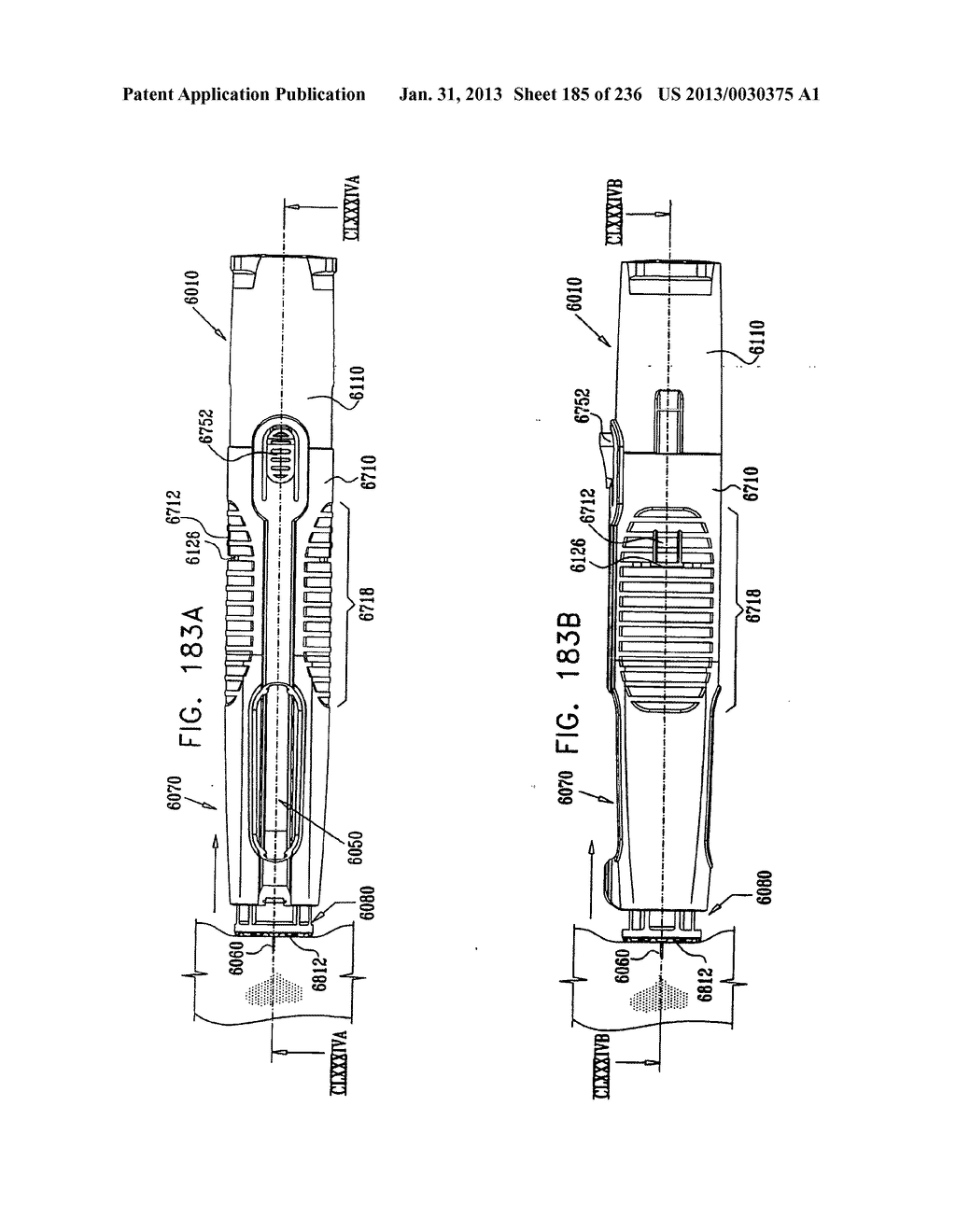 AUTOMATIC INJECTION DEVICE - diagram, schematic, and image 186