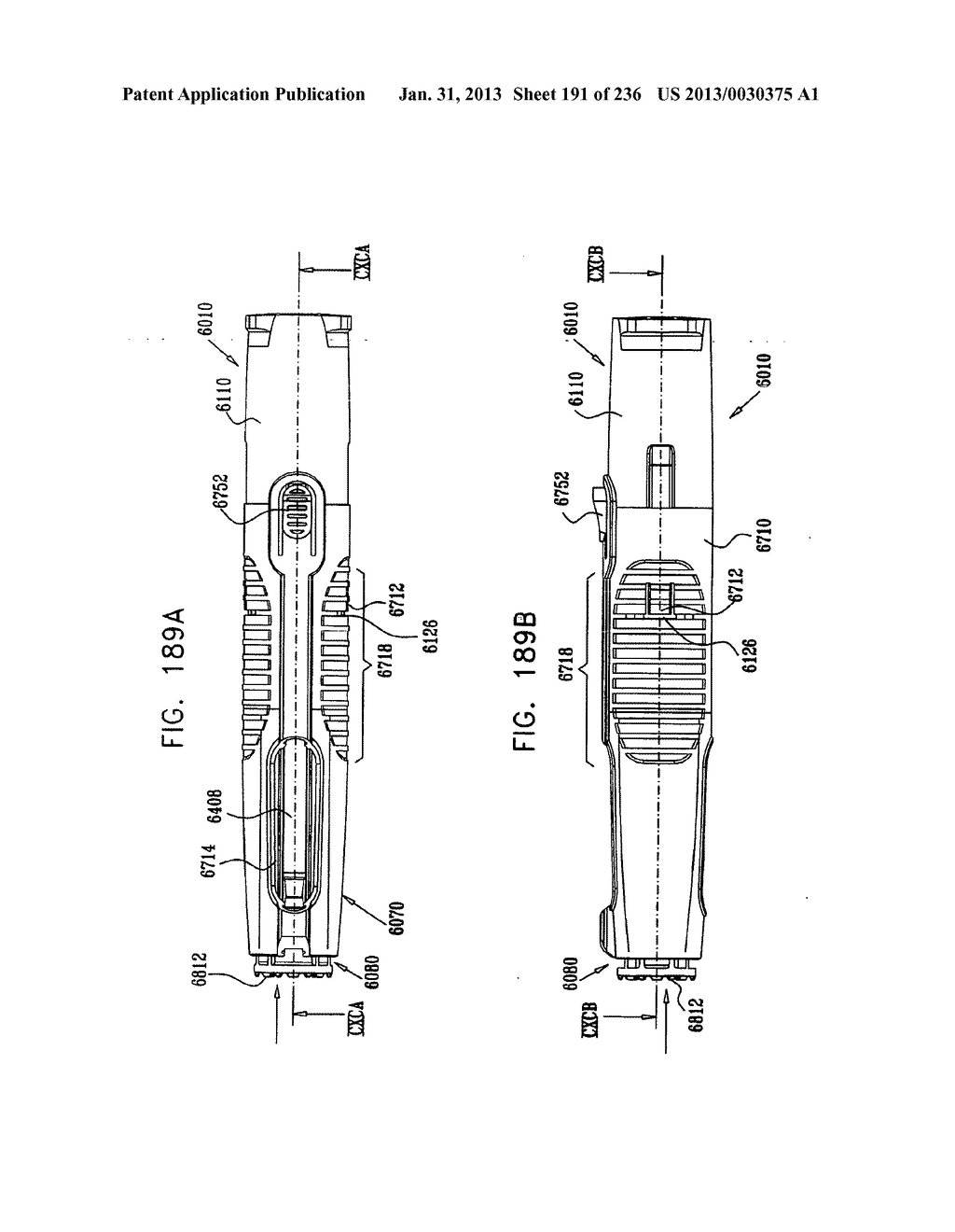 AUTOMATIC INJECTION DEVICE - diagram, schematic, and image 192