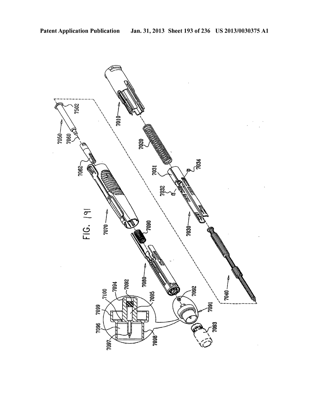 AUTOMATIC INJECTION DEVICE - diagram, schematic, and image 194