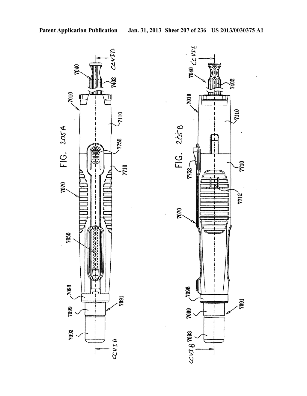 AUTOMATIC INJECTION DEVICE - diagram, schematic, and image 208