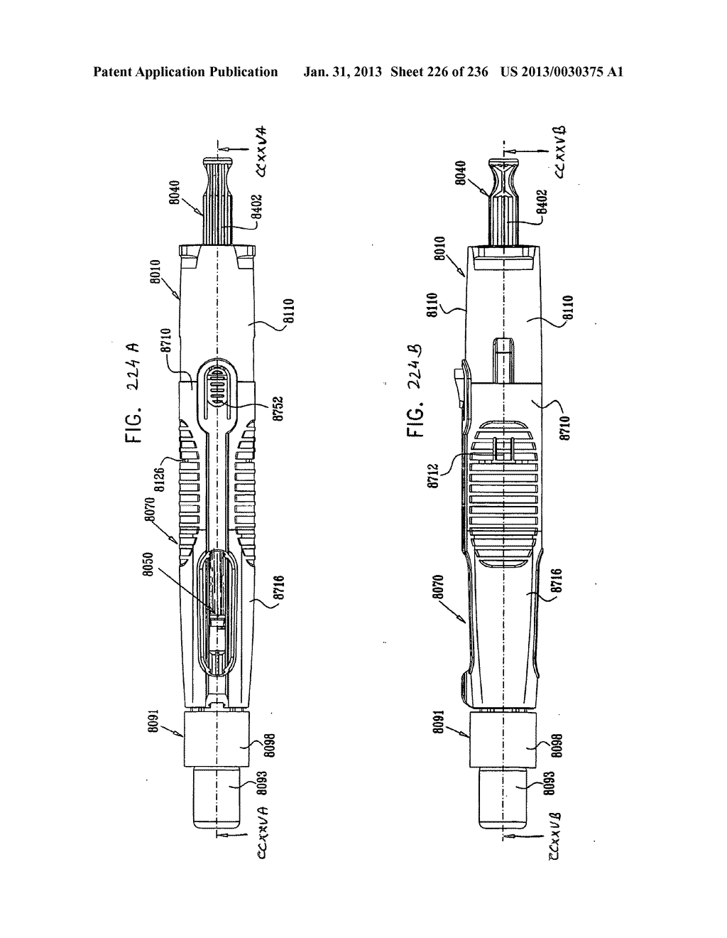 AUTOMATIC INJECTION DEVICE - diagram, schematic, and image 227