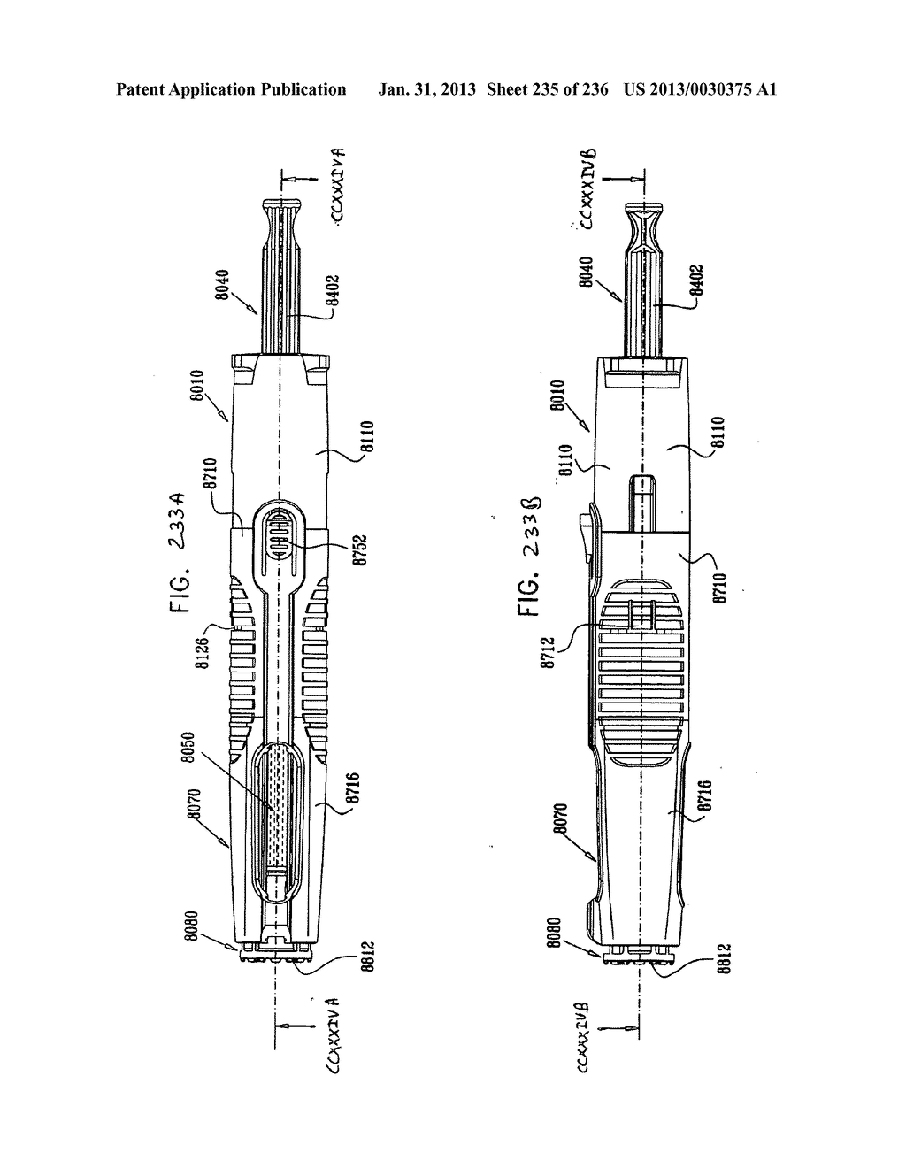 AUTOMATIC INJECTION DEVICE - diagram, schematic, and image 236