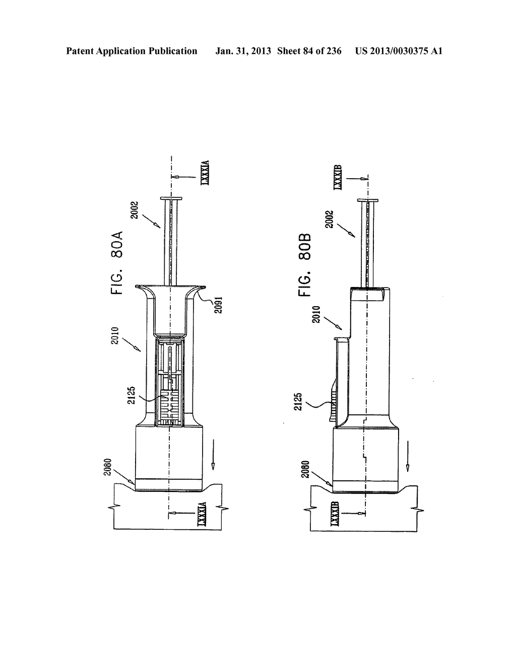 AUTOMATIC INJECTION DEVICE - diagram, schematic, and image 85