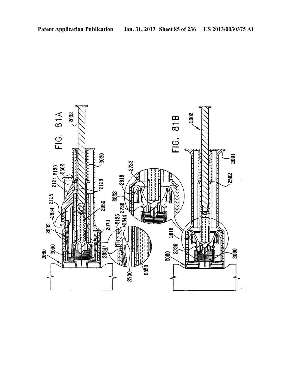 AUTOMATIC INJECTION DEVICE - diagram, schematic, and image 86