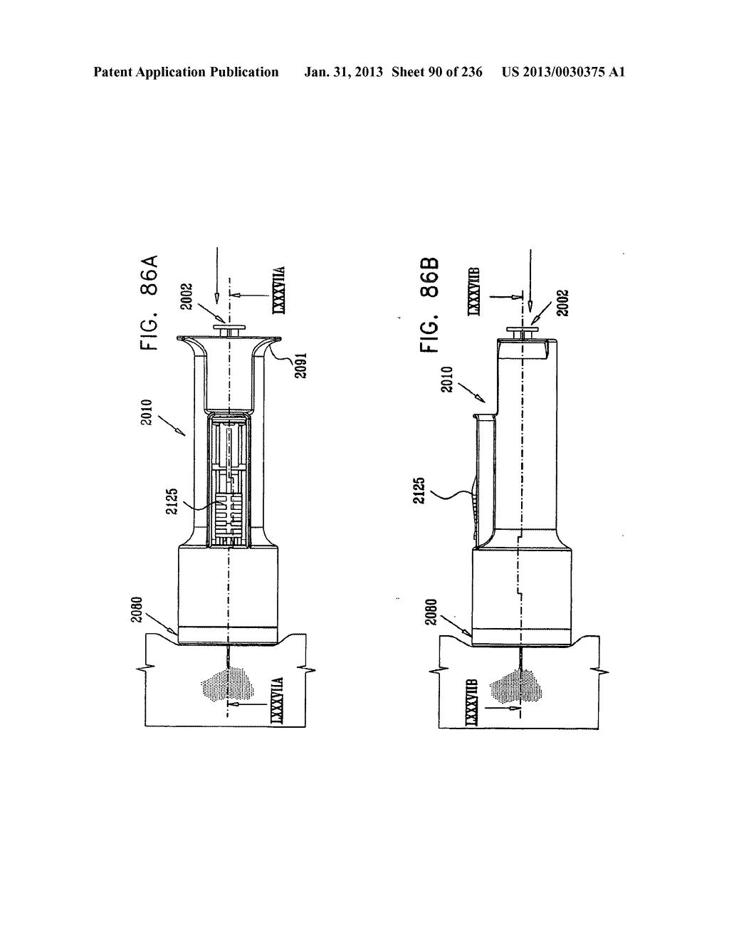 AUTOMATIC INJECTION DEVICE - diagram, schematic, and image 91
