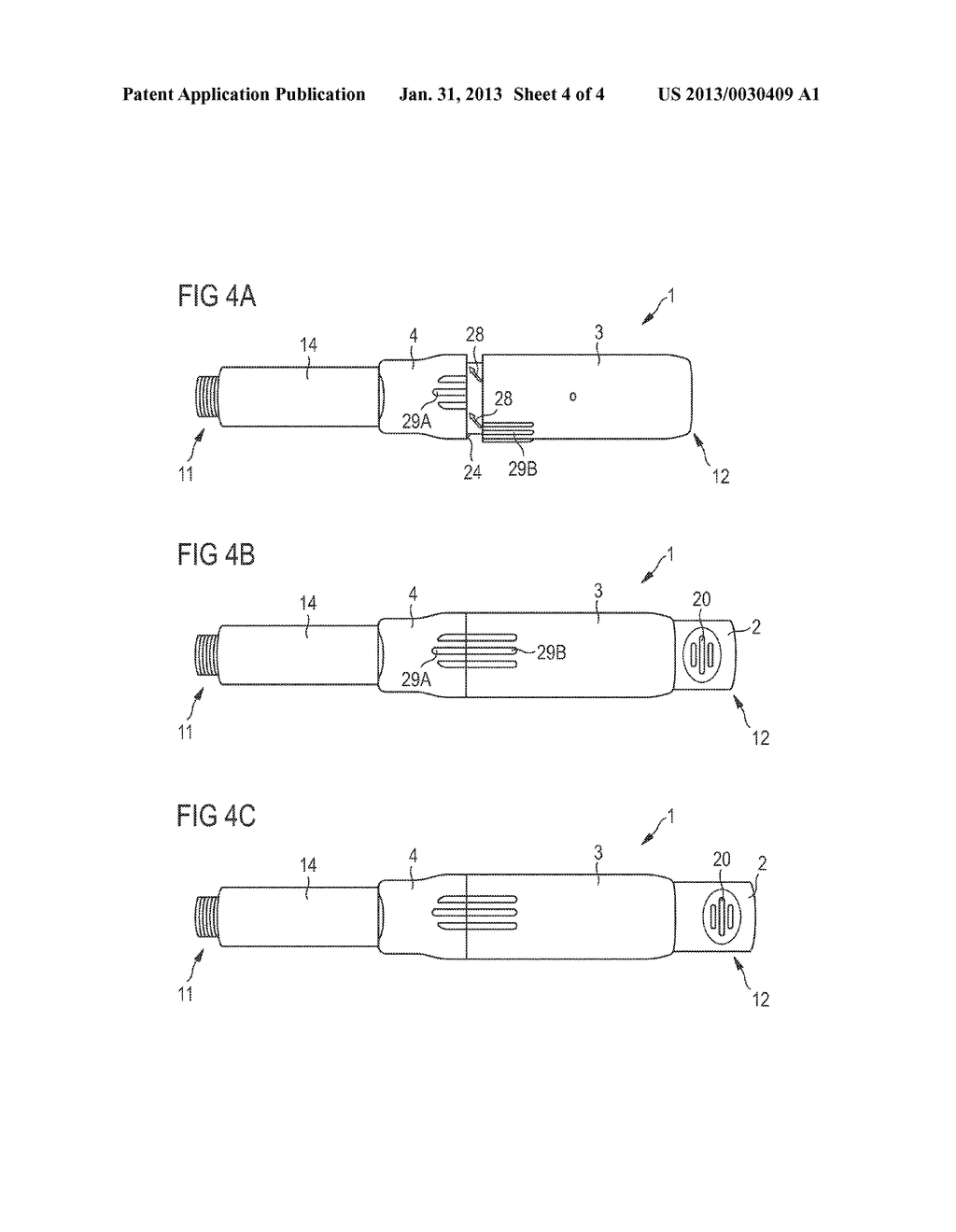DRUG DELIVERY DEVICE, ASSEMBLY FOR A DRUG DELIVERY DEVICE AND METHOD FOR     SETTING UP A DRUG DELIVERY DEVICE - diagram, schematic, and image 05