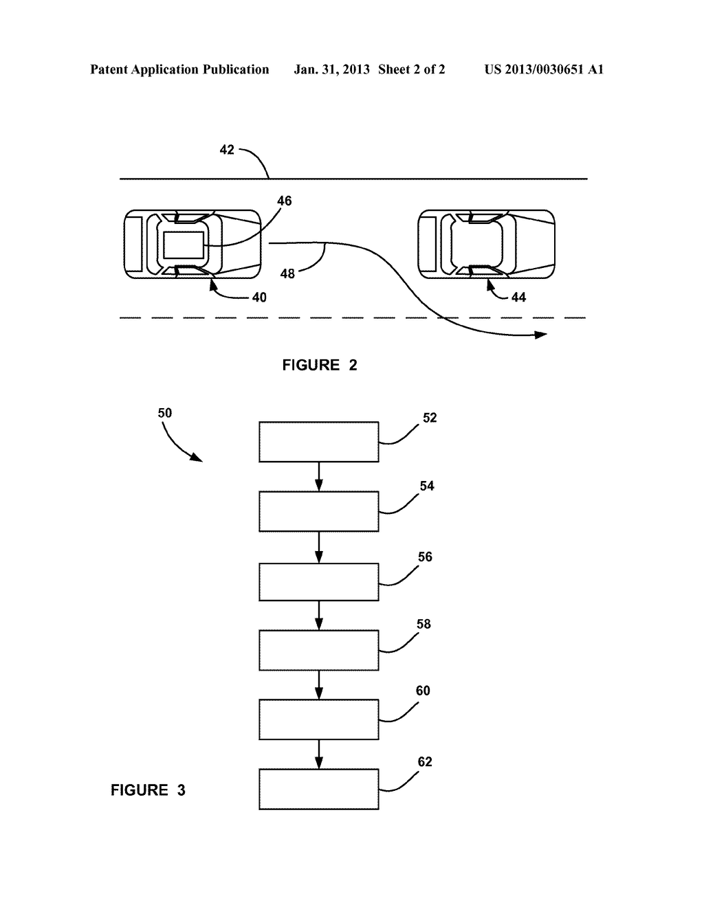 COLLISION AVOIDANCE MANEUVER THROUGH DIFFERENTIAL BRAKING - diagram, schematic, and image 03
