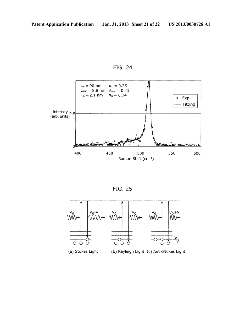 CRYSTALLINITY EVALUATION METHOD, CRYSTALLINITY EVALUATION DEVICE, AND     COMPUTER SOFTWARE THEREOF - diagram, schematic, and image 22