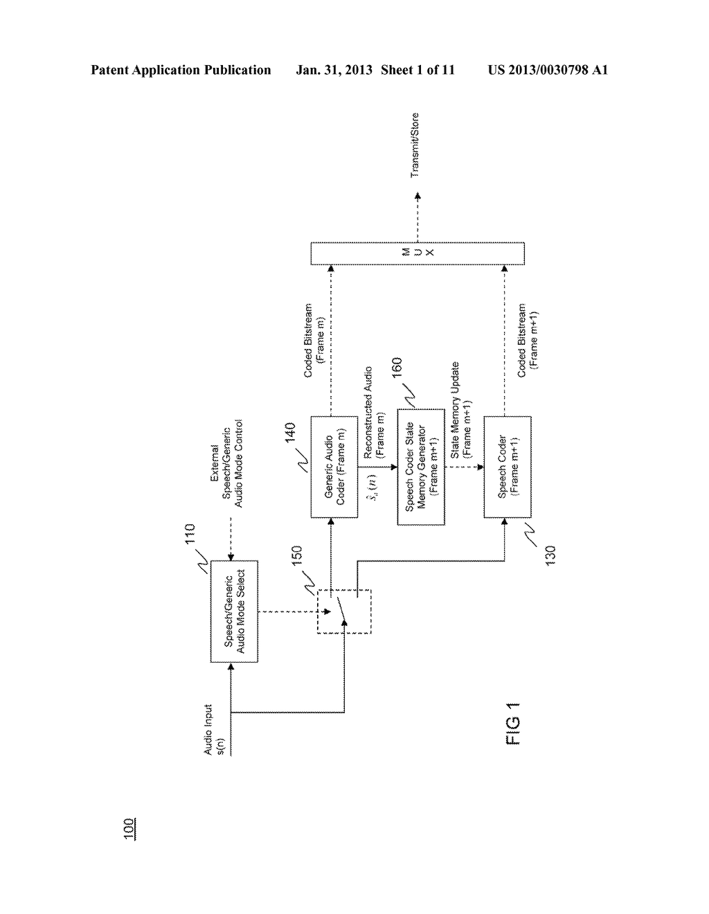METHOD AND APPARATUS FOR AUDIO CODING AND DECODING - diagram, schematic, and image 02