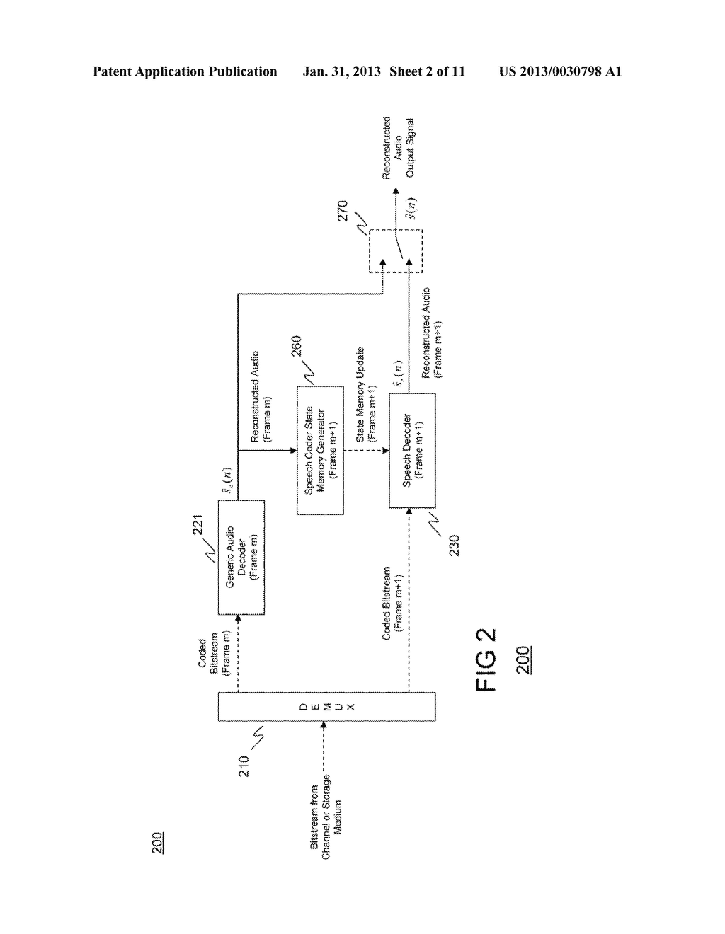METHOD AND APPARATUS FOR AUDIO CODING AND DECODING - diagram, schematic, and image 03