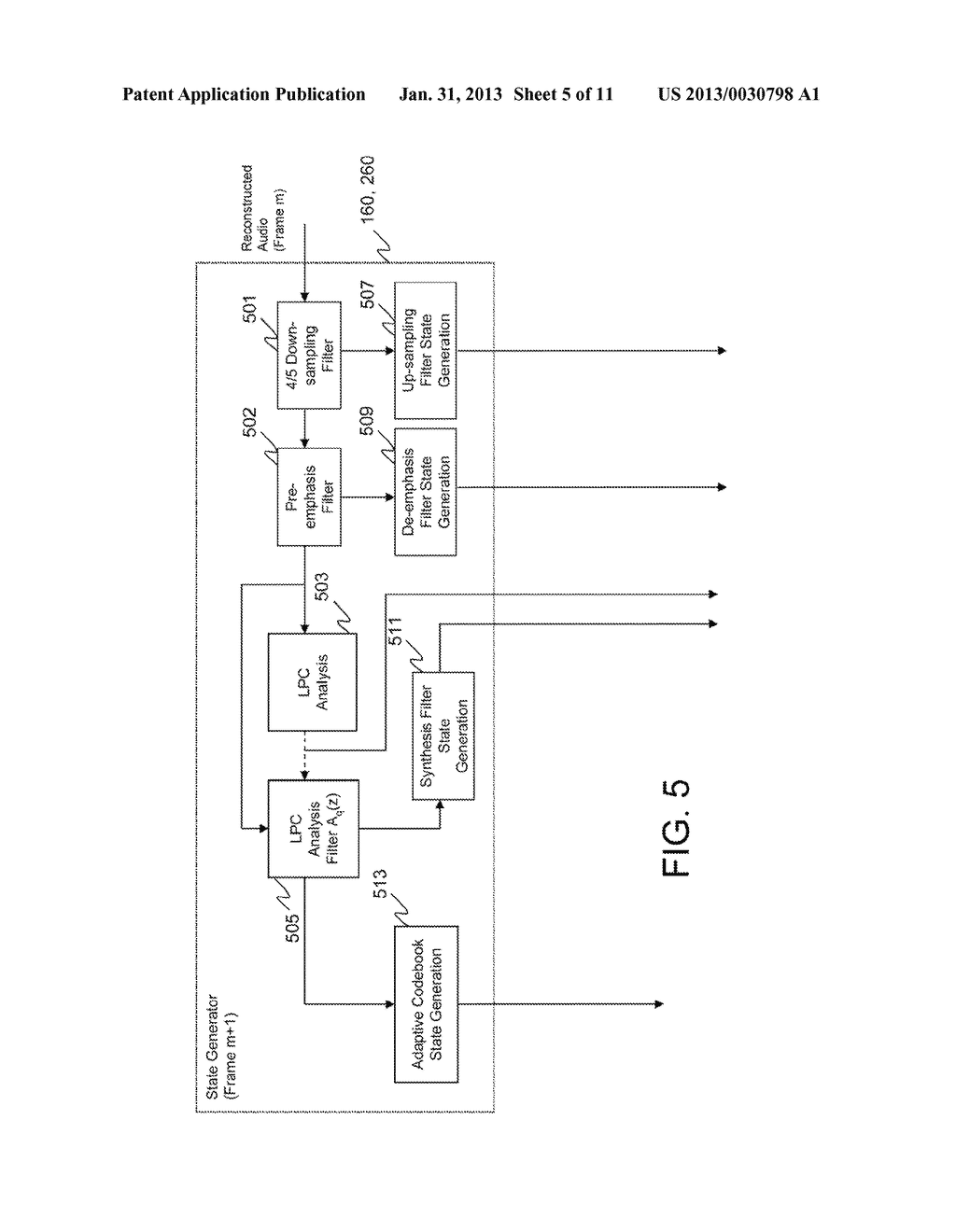 METHOD AND APPARATUS FOR AUDIO CODING AND DECODING - diagram, schematic, and image 06