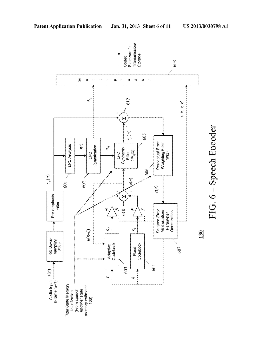 METHOD AND APPARATUS FOR AUDIO CODING AND DECODING - diagram, schematic, and image 07