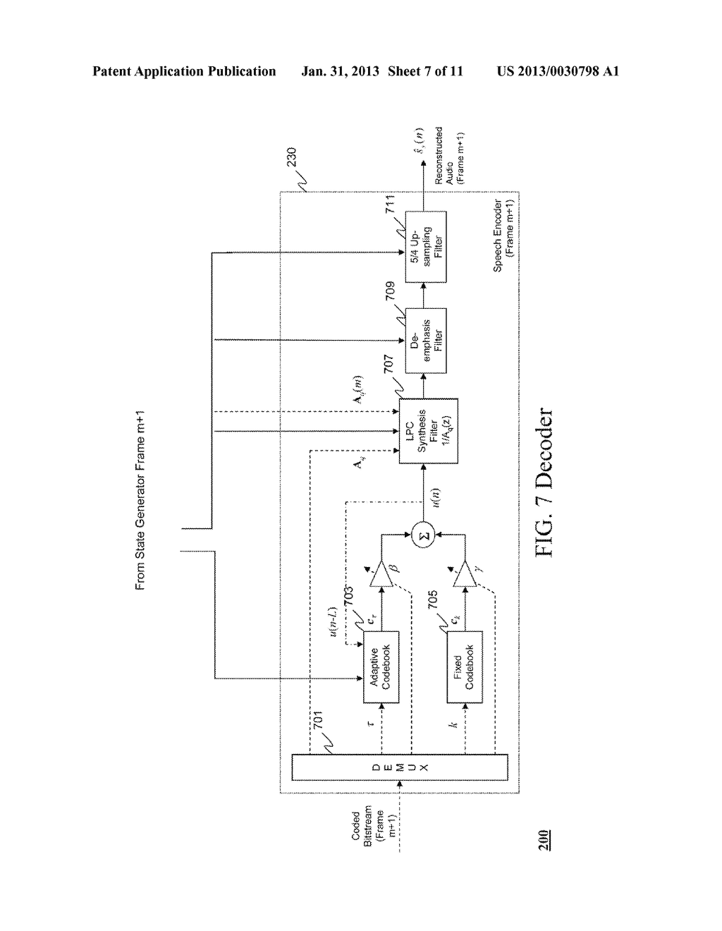METHOD AND APPARATUS FOR AUDIO CODING AND DECODING - diagram, schematic, and image 08