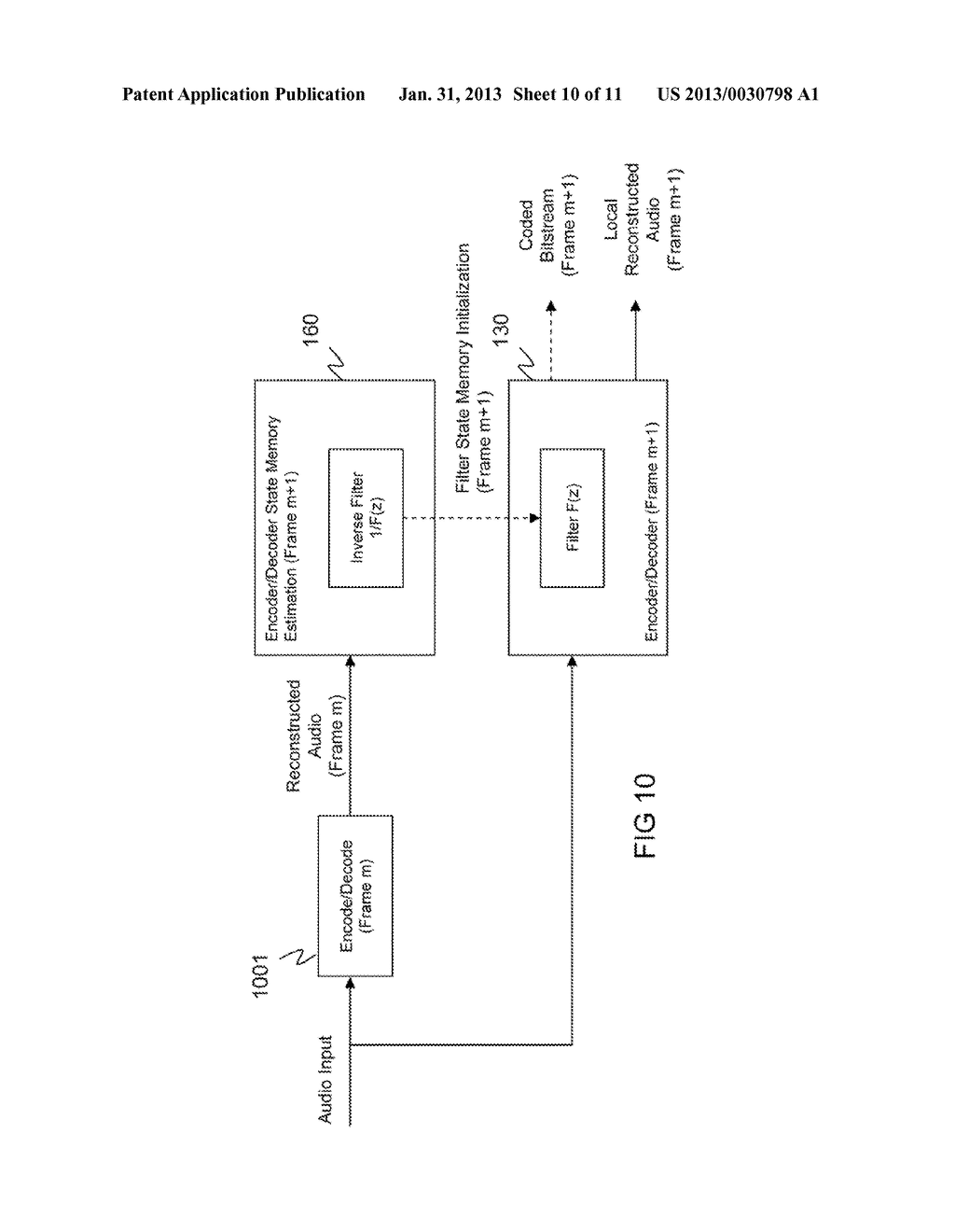METHOD AND APPARATUS FOR AUDIO CODING AND DECODING - diagram, schematic, and image 11