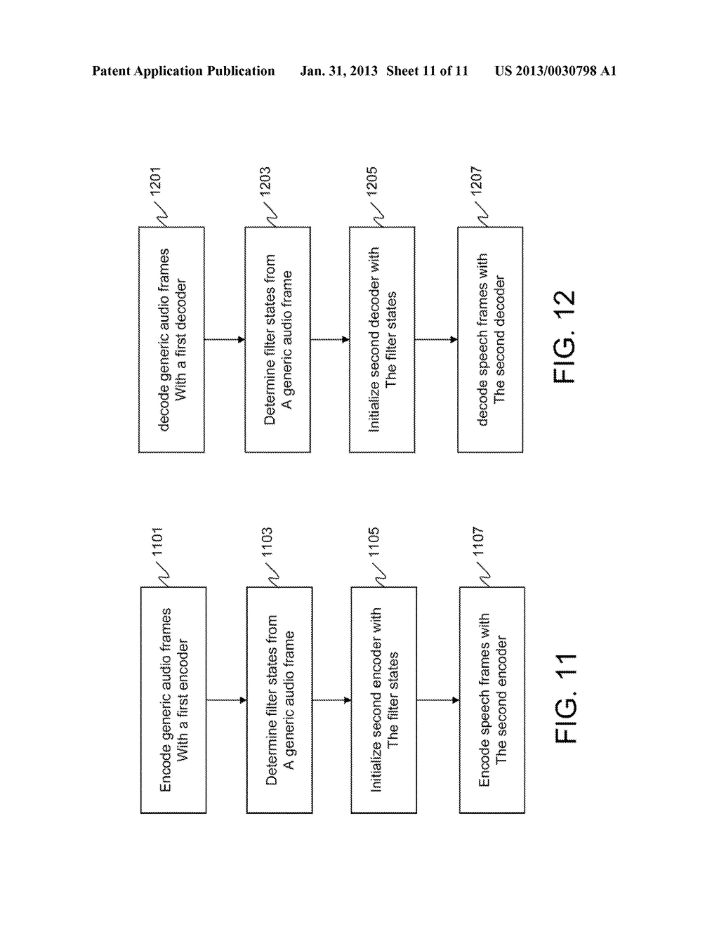 METHOD AND APPARATUS FOR AUDIO CODING AND DECODING - diagram, schematic, and image 12