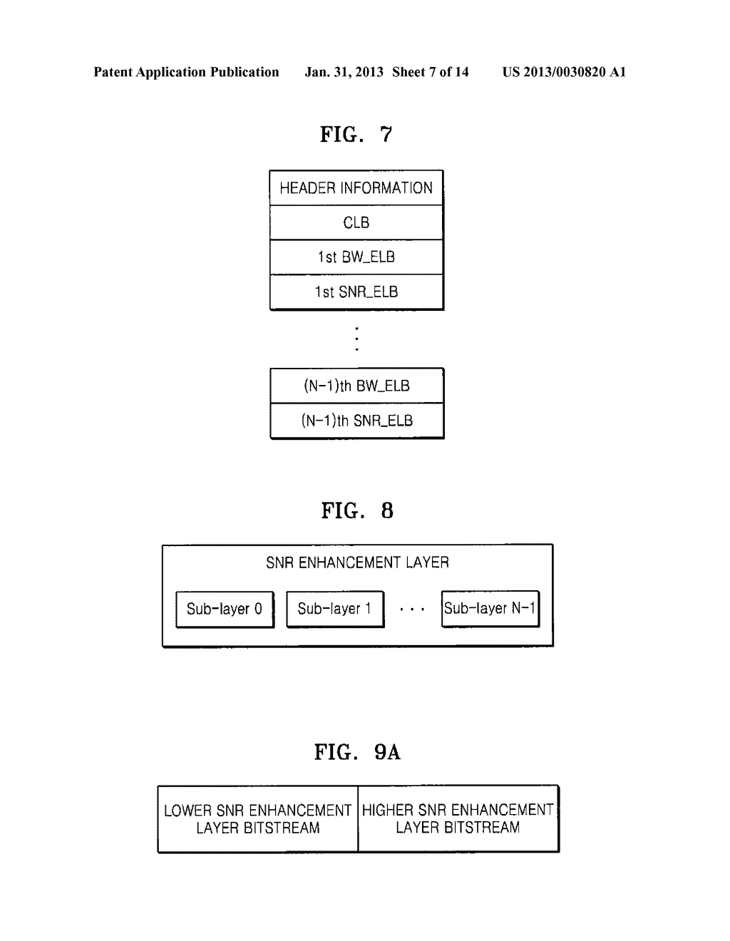 METHOD, MEDIUM, AND SYSTEM SCALABLY ENCODING/DECODING AUDIO/SPEECH - diagram, schematic, and image 08