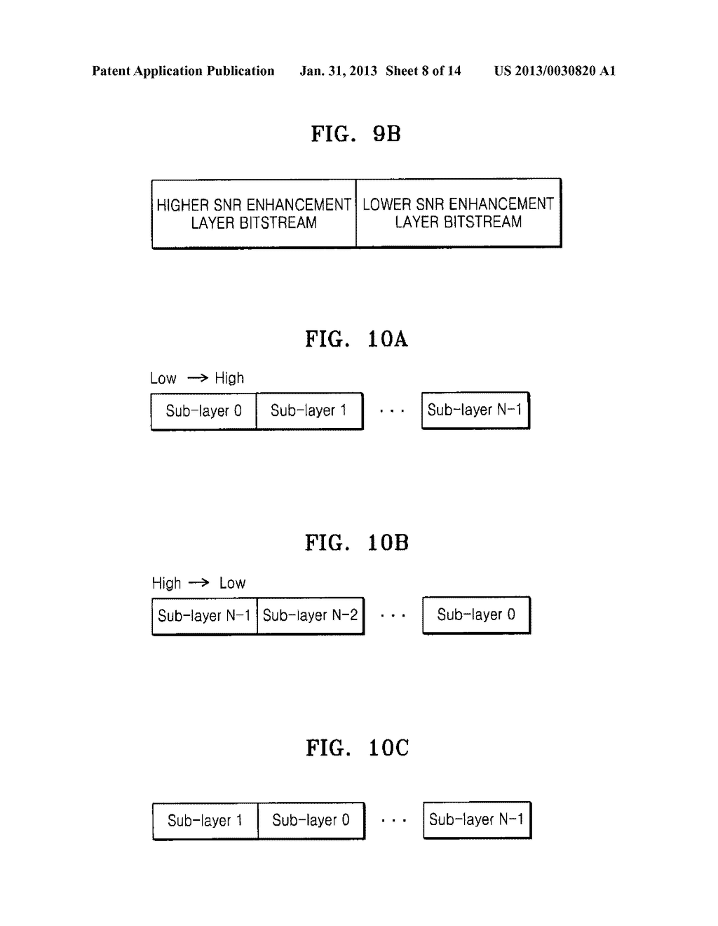 METHOD, MEDIUM, AND SYSTEM SCALABLY ENCODING/DECODING AUDIO/SPEECH - diagram, schematic, and image 09