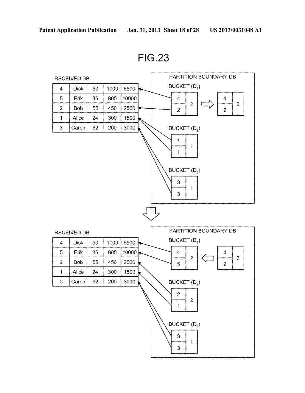 DATA PARTITIONING APPARATUS AND DATA PARTITIONING METHOD - diagram, schematic, and image 19