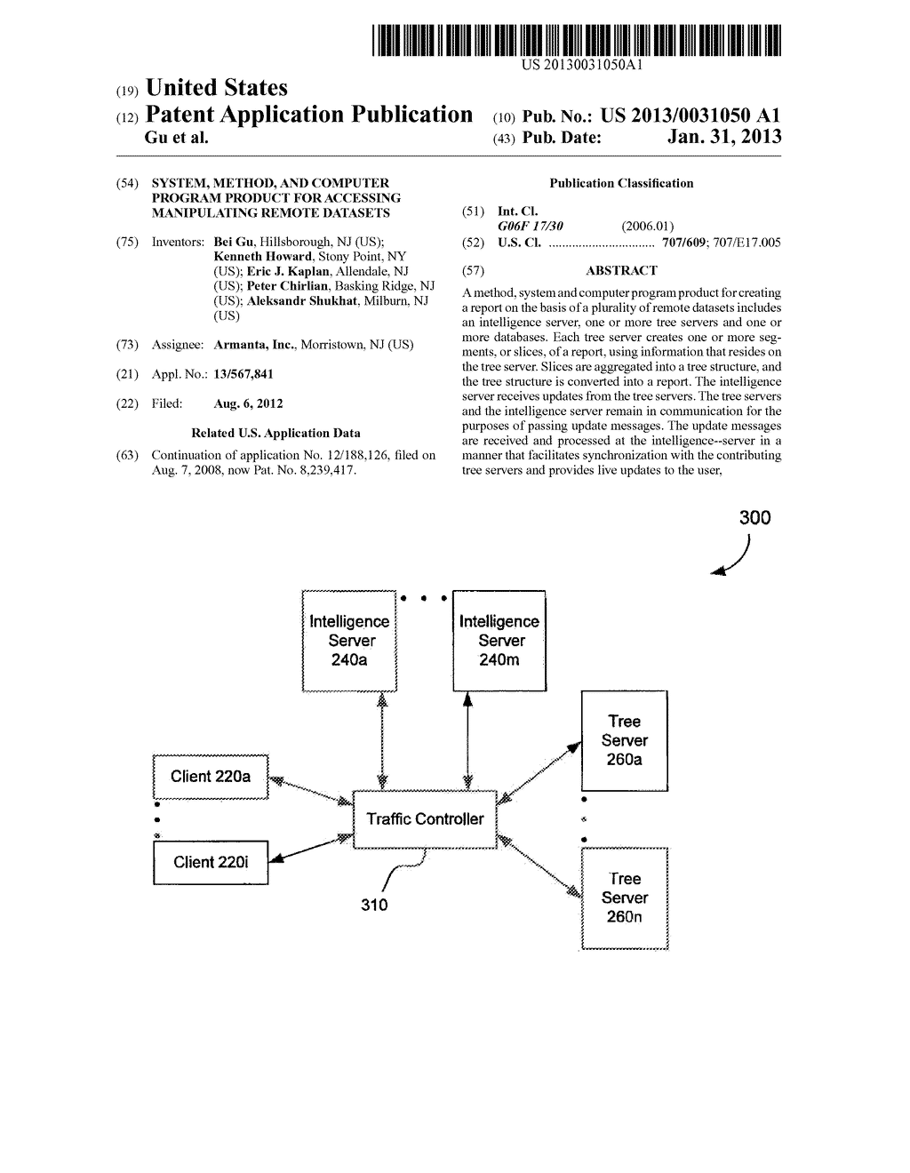 System, Method, and Computer Program Product for Accessing Manipulating     Remote Datasets - diagram, schematic, and image 01