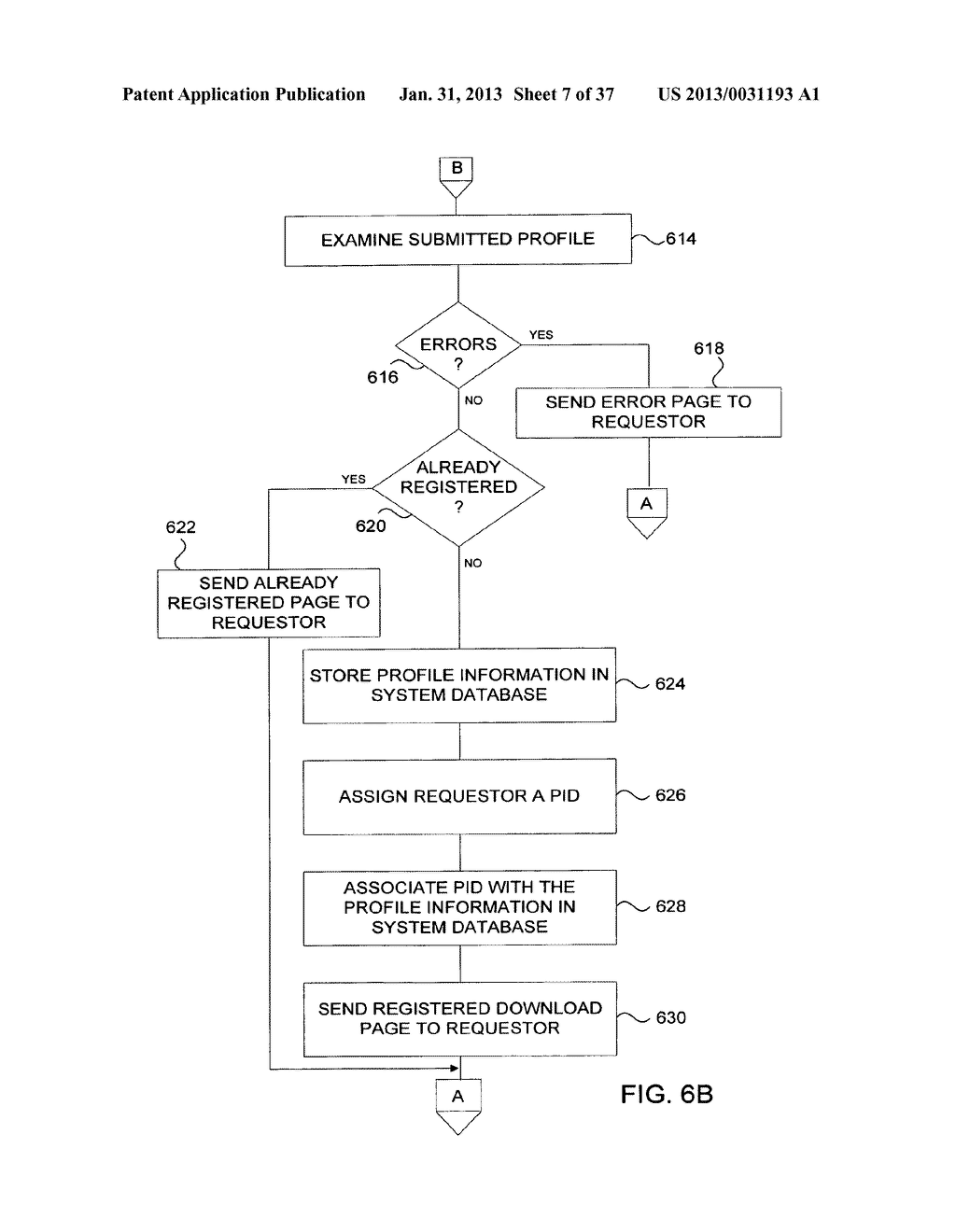 Method and System for Controlled Distribution of Information Over a     Network - diagram, schematic, and image 08