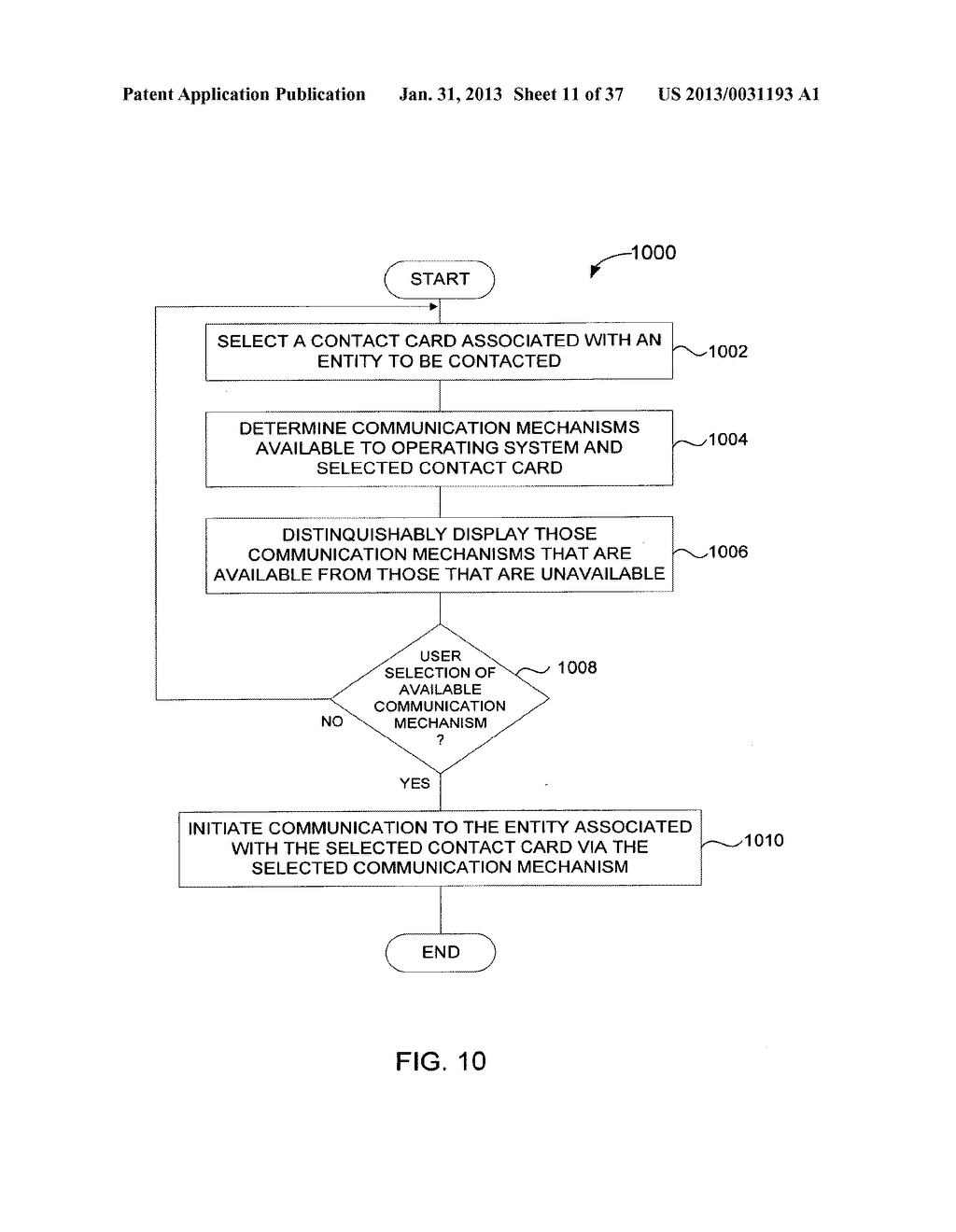 Method and System for Controlled Distribution of Information Over a     Network - diagram, schematic, and image 12