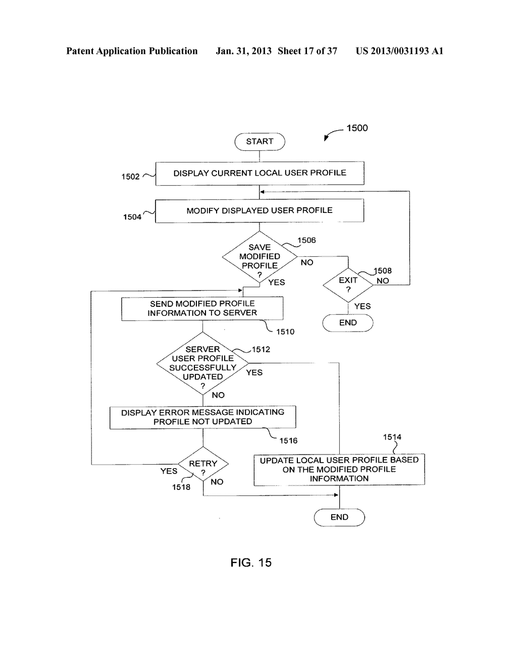 Method and System for Controlled Distribution of Information Over a     Network - diagram, schematic, and image 18
