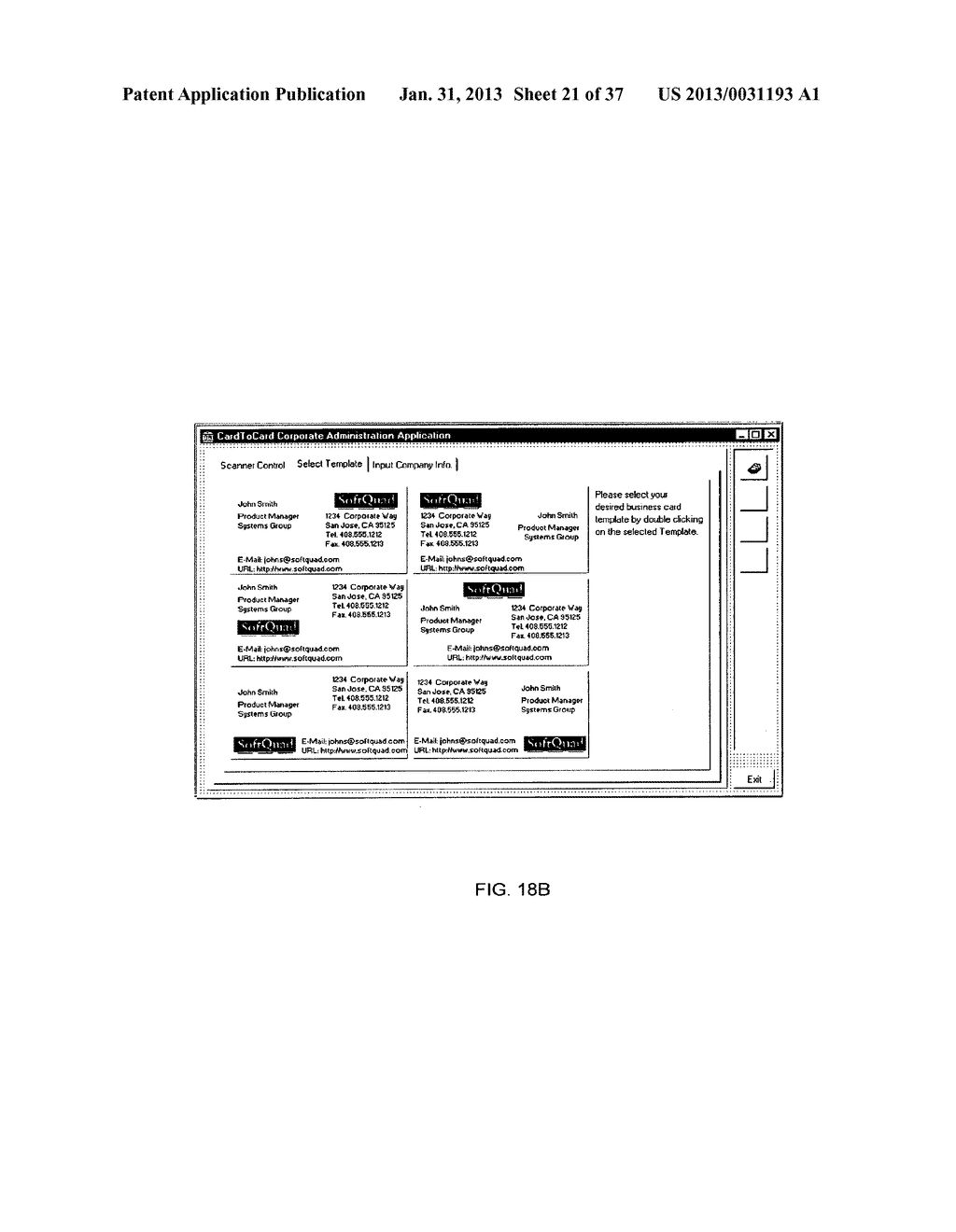 Method and System for Controlled Distribution of Information Over a     Network - diagram, schematic, and image 22